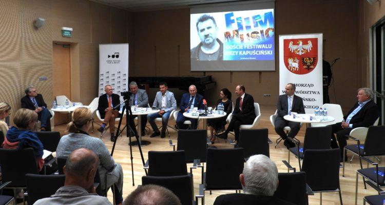 konferencja prasowa Arena Festival