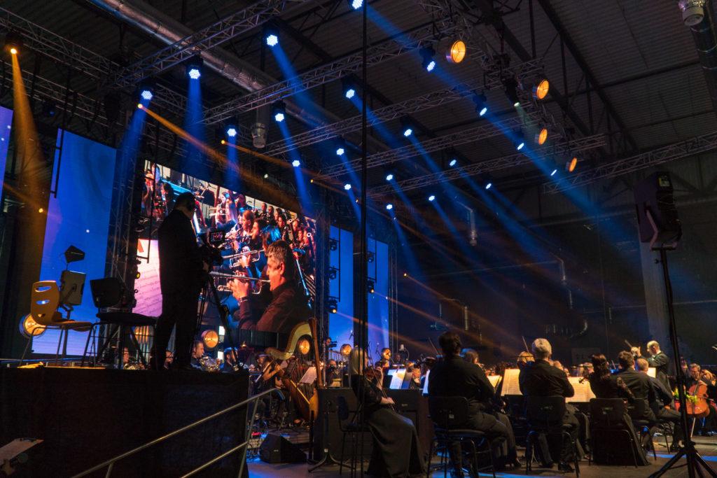 koncert pierwszy dzień festiwalu