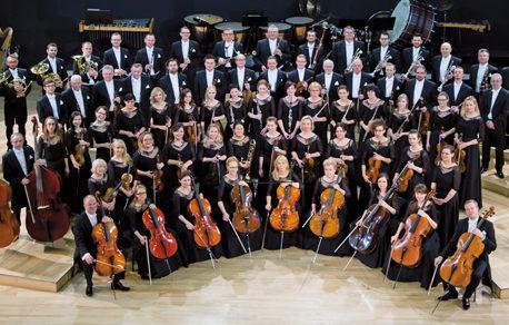 Orkiestra symfoniczna Filharmonii Warmińsko-Mazurskiej