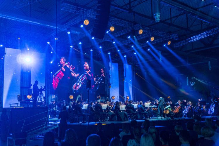pierwszy koncert festiwalu