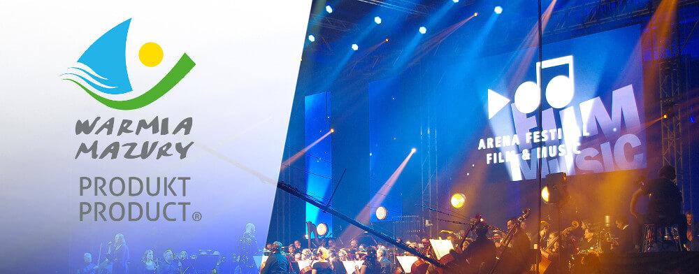 Arena Festival Warmia i Mazury Produkt